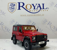 Land Rover defender 90 Brand:Almost real  Scale:1.18